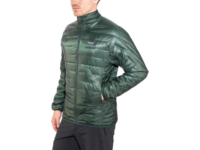 723f8dde Patagonia Micro Puff Jacket Men micro green | Gode tilbud hos ...